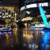 東京イルミネーションだより!!神田淡路町ワテラス『WATERRAS WINTER ILLUMINATION 2018』おもてなしの灯り
