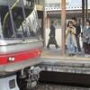 5000系ぎんいろ電車の弥富いきふつう - 2018年11月12日