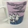 出版65周年のレアものムーミンマグカップです。
