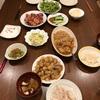 お友達と我が家で夕食。