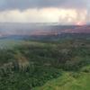 ハワイ島・キラウエア火山、溶岩流の進行進む、避難勧告も