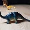 【恐竜絵本】『きょうりゅうがすわっていた』の特徴を紹介