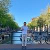 オランダ・アムステルダムに着きました!