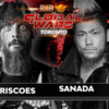 【EVIL&SANADA ROH・トロント大会結果|新日本プロレス】
