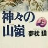 【読書感想】夢枕獏「神々の山嶺」