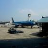 ノイバイ空港 到着