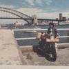 毎日更新 1983年 バックトゥザ 昭和58年12月6日 オーストラリア一周 バイク旅 165日目  23歳 豪州一周 大陸一周 号泣手紙 雨垂石穿 ヤマハXS250  ワーキングホリデー ワーホリ  タイムスリップブログ シンクロ 終活