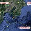 【地震】埼玉県南部M4.0など関東で地震相次ぐ~自分の頭痛体感+ハムスター+メガマウスは前兆だったか?