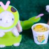 【CUPKE なつかしモンブラン】ローソン 4月7日(火)新発売、LAWSON コンビニ スイーツ 食べてみた!【感想】