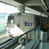 米国横断旅の記録:サンフランシスコ国際空港に到着。BARTに乗って市街地へ。