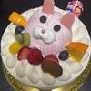 斉藤さんのケーキ