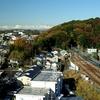 JR根岸線 富士山 9:14A.M.