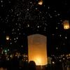 一生に一度は行くべき!タイのランタン祭り「コムローイ」が幻想的すぎた。