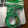 JustPurchased: Scotch メンディングテープ 18mm