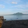 千歳市 支笏湖ポロピナイの湖畔から