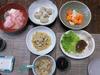 土曜日の食卓~ シードルとガレット