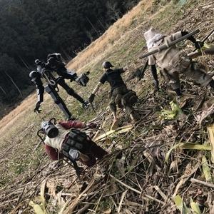 threeA / Popbot: TKハンター・デスマスクハック