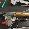 東京マルイ MP5K PDWのメカボックス内部の確認と組み立て