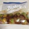 梅ジュースをジップロック(保存袋)で簡単に作るよ!≪一人暮らしにもぴったり≫