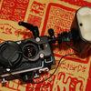 【中国製二眼レフカメラ・海鴎4B研究】(9)ストロボを真上につけたい!