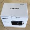 TAMRON 35mmF1.4 を買ってしまった