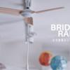 レビュー BRID ダクトレール専用シーリングファン DUCT RAIL FAN