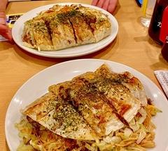 ★牡蠣お好み焼き