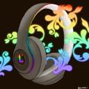 花と音色と虹と