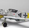 1/32 ハセガワ Bf109 G-14 冬季迷彩Ver2