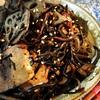 なまり節とひじきの煮物