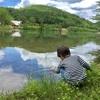 羽高湖森林公園キャンプ場.3:第1キャンプ場