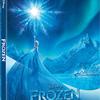『アナと雪の女王』新デザインの4Kスチールブックで11月発売【ZAVVI】