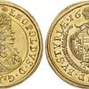 神聖ローマ帝国1687年レオポルド1世2ダカット金貨