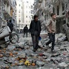 戦争や貧困、世界で最も危険な国ランキング10