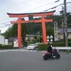 令和2年7月2日洛西巡礼 松尾大社景観