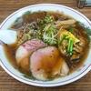 「新味中華そば(牡蠣トッピング)」麺や 福座