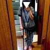 【コーデ】2015/05/12 今日の冷えとりコーデ