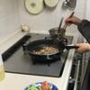 連休は毎日母のお料理教室をしました