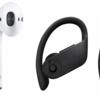 Appleの新型ワイヤレスイヤホン「Powerbeats Pro」と第2世代AirPodsを比較する