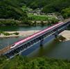500系新幹線(ハローキティ新幹線)を追って その3