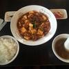 辛い麻婆豆腐は私のお腹と気持ちを満たしてくれた