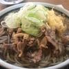 気温4度に食べる、絶品冷やし肉そば〜明烏(あけがらす)(山形県東根市)