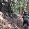 謹賀新年、登り初めで竜ヶ石山に登ったよ