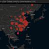 【新型肺炎】「新型コロナウイルス感染マップ」「ハイリスク空港トップ50」 ジョンズ・ホプキンス大学【コロナウイルス】