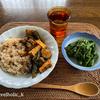 本日の在宅勤務飯:2月18日(木)+2021年ダイエット記録