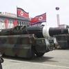アメリカ 北朝鮮 駆け引き