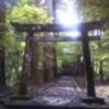 栃木県日光市の滝尾神社へ御礼参り
