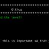 Gitメモ : 「Githug」演習形式でGitの基本的な使い方を学ぶ