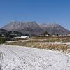 くじゅう黒岳、雪景色(2007年3月中旬)