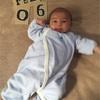 乳児期回想記⑧ 1m2d ノーズタッチの儀式で息子は眠りにつくのです。